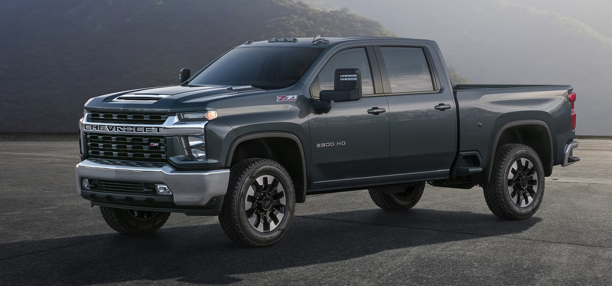 Iowa Review - 2020 Chevrolet Silverado HD