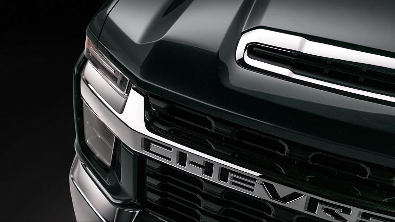 Austin TX - 2020 Chevrolet Silverado HD's Mechanical