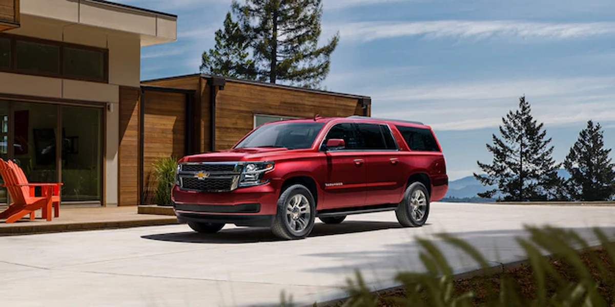 Shop Used Cars Online near Detroit MI - 2020 Chevrolet Suburban