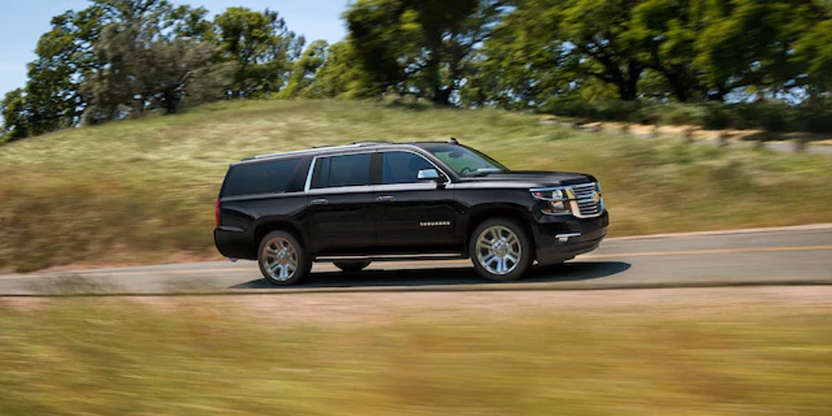 Hutto Texas - 2020 Chevrolet Suburban's Exterior