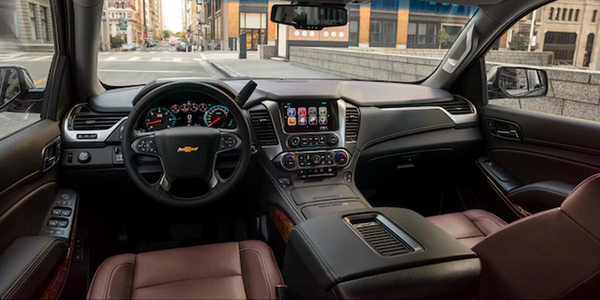 Hutto Texas - 2020 Chevrolet Suburban's Interior