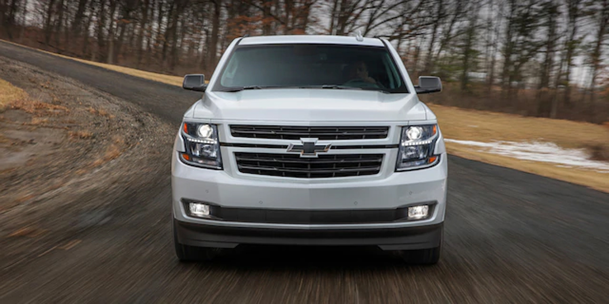 Iowa Review - 2020 Chevrolet Tahoe SUV