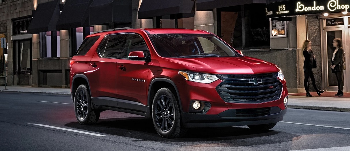Covert Chevy of Hutto - The 2020 Chevrolet Traverse Offers many trim levels near Georgetown Texas