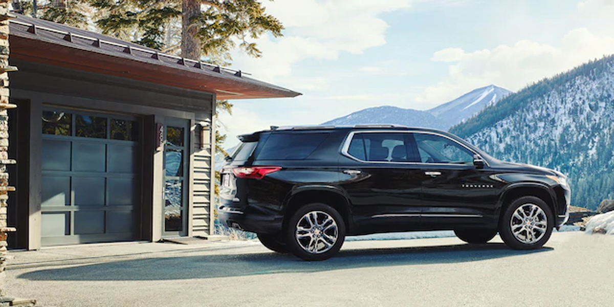 Hutto TX - 2020 Chevrolet Traverse's Mechanical
