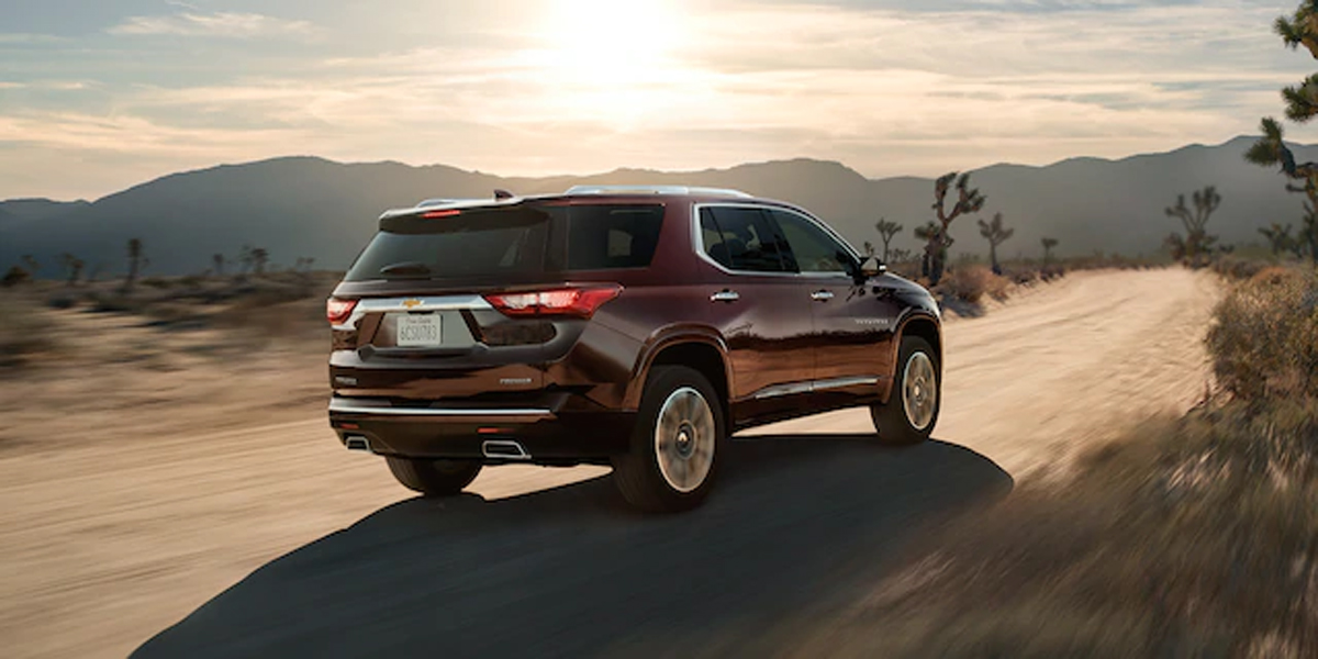 2020 Chevrolet Traverse Lease and Specials in Phoenix AZ