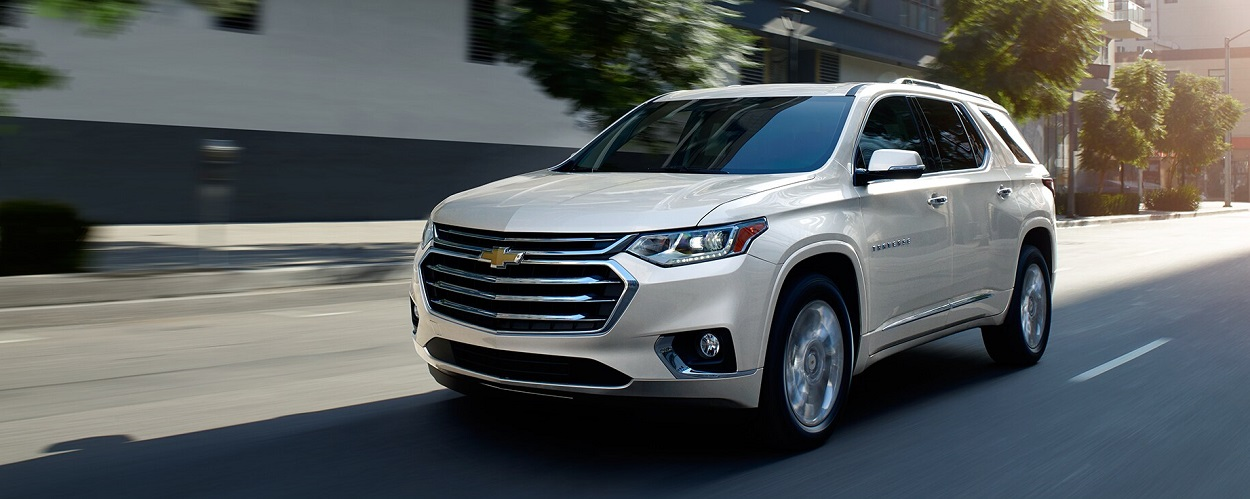Shop Chevy Online - 2020 Chevrolet Traverse in Hutto TX