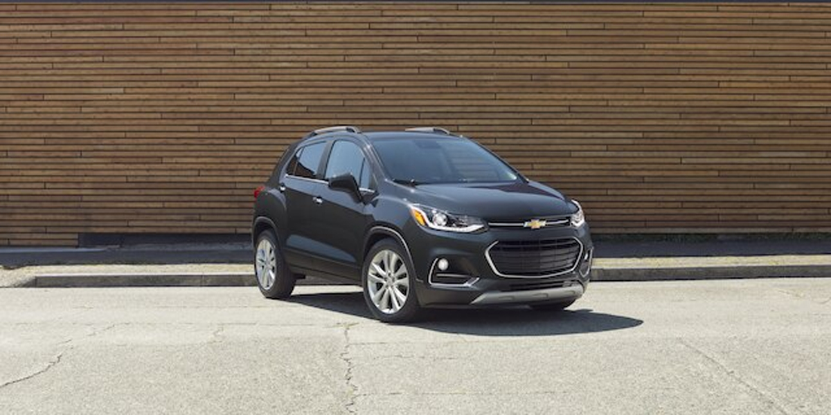 Dubuque IA - 2020 Chevrolet Trax Overview