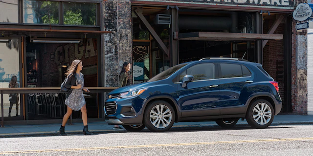 2020 Chevrolet Trax for Sale near Davenport IA