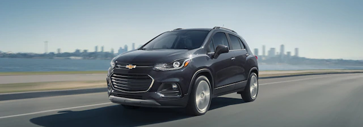 Dubuque Area 2020 Chevrolet Trax