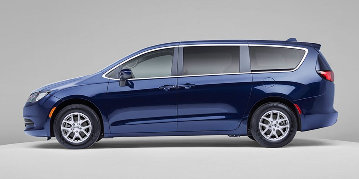 City of Industry CA - 2020 Chrysler Voyager's Exterior