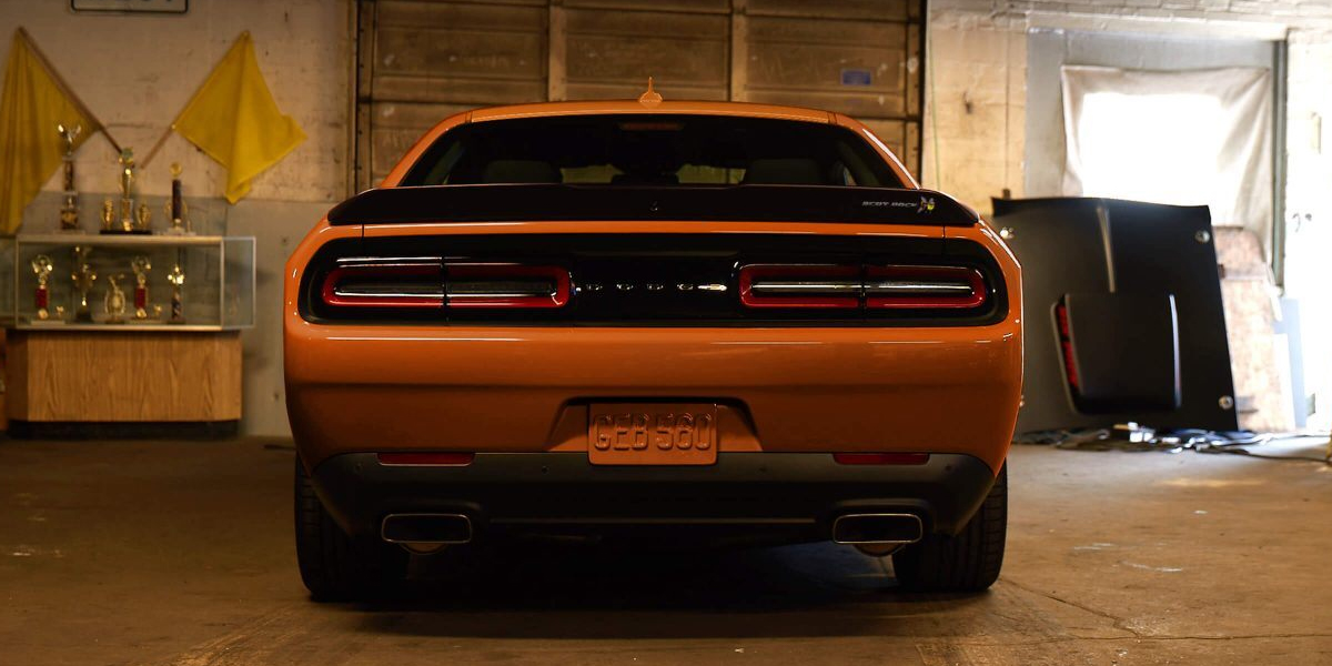 City of Industry CA - 2020 Dodge Challenger's Mechanical