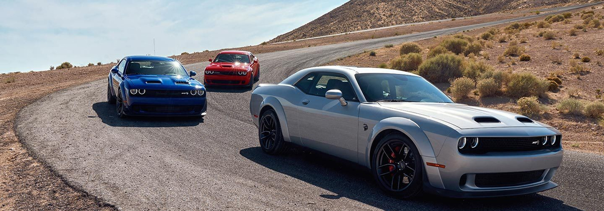 2020 Dodge Challenger Trim Levels