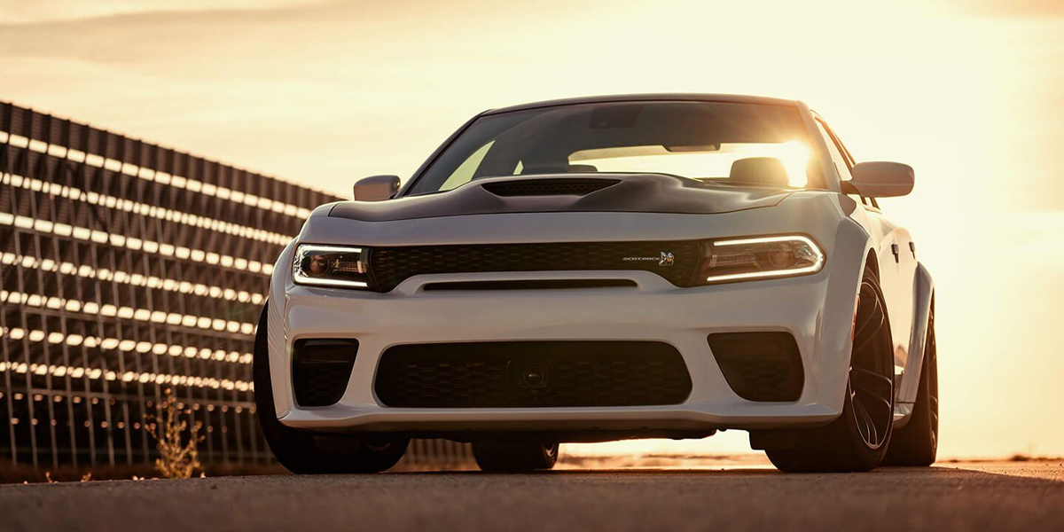 Andrews TX - 2020 Dodge Charger SXT's Exterior