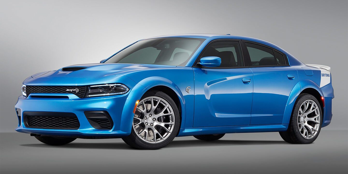 Anaheim CA - 2020 Dodge Charger's Overview