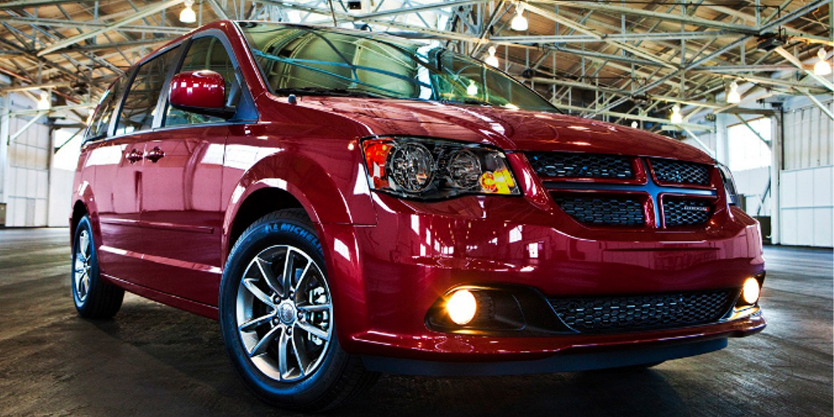 City of Industry CA - 2020 Dodge Grand Caravan's Exterior