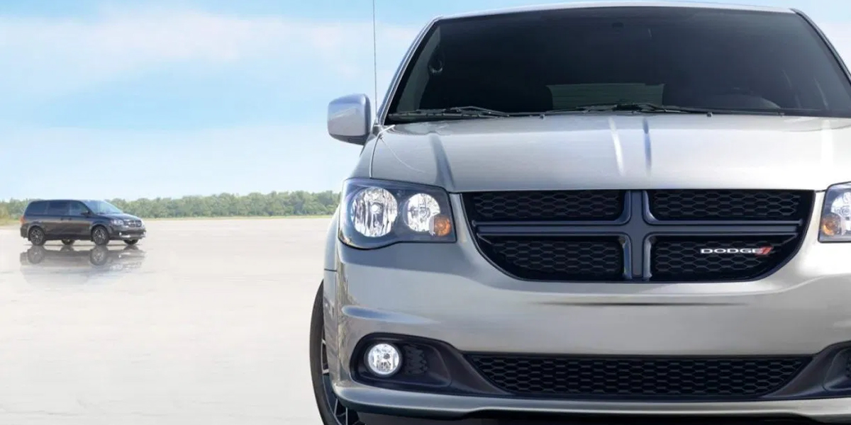 City of Industry CA - 2020 Dodge Grand Caravan's Overview