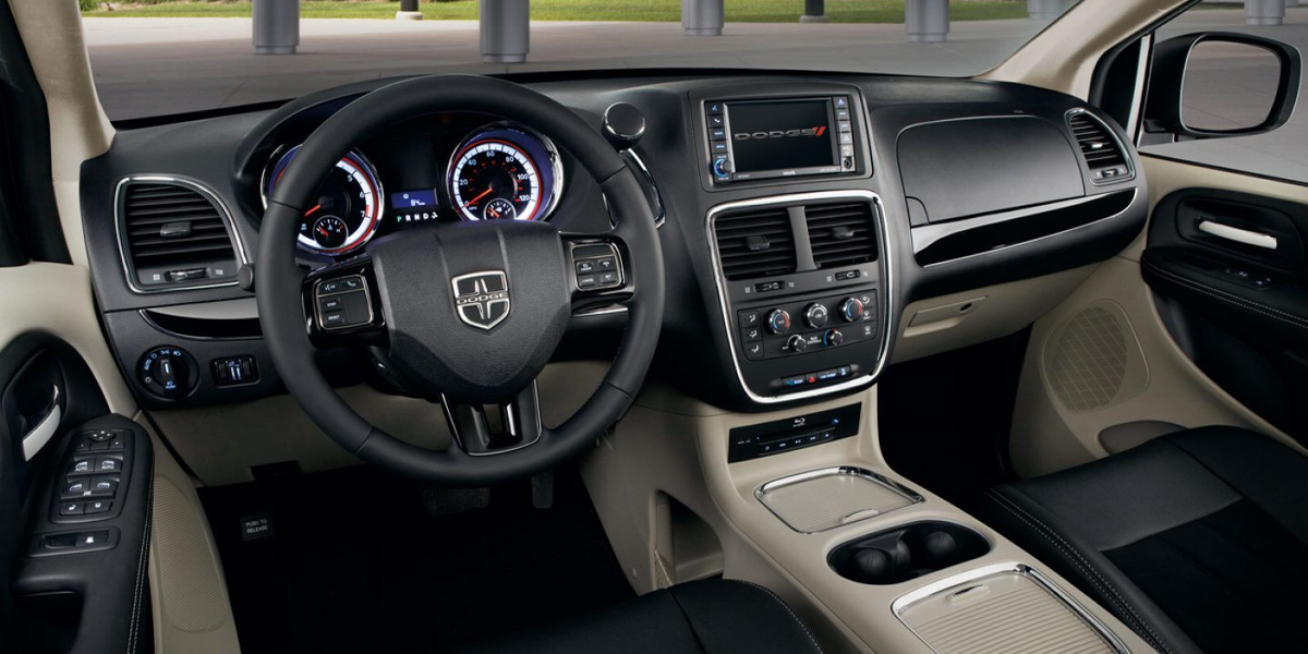Amarillo TX - 2020 Dodge Grand Caravan's Interior
