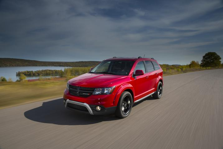Quad Cities IA - 2020 Dodge Journey Exterior