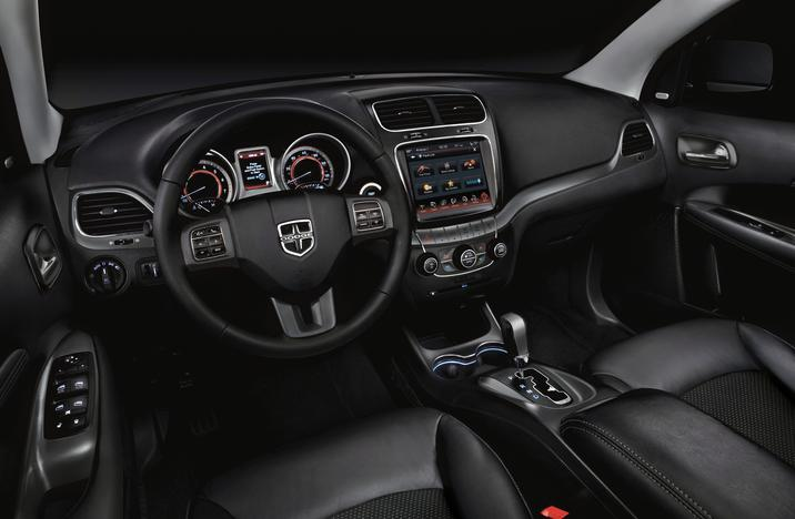 Quad Cities IA - 2020 Dodge Journey Interior