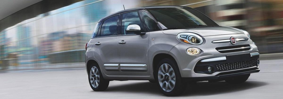 2020 Fiat 500L Trim Levels Comparison