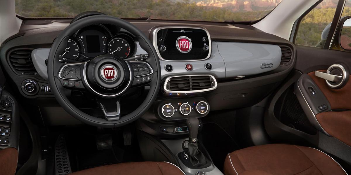 Albuquerque NM - 2020 FIAT 500X's Interior