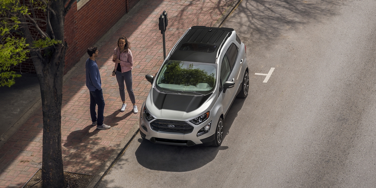 Dubuque IA - 2020 Ford EcoSport Overview