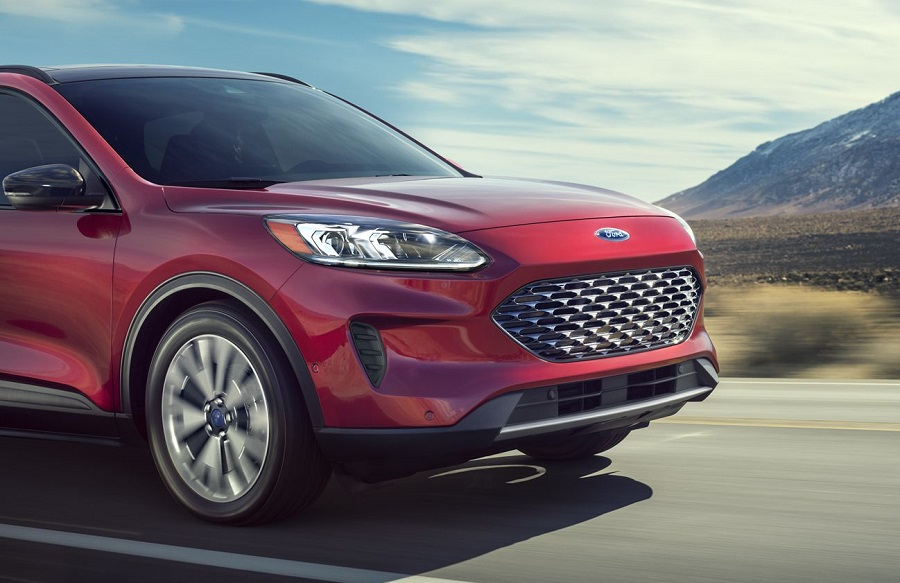Dewitt IA - 2020 Ford Escape Overview