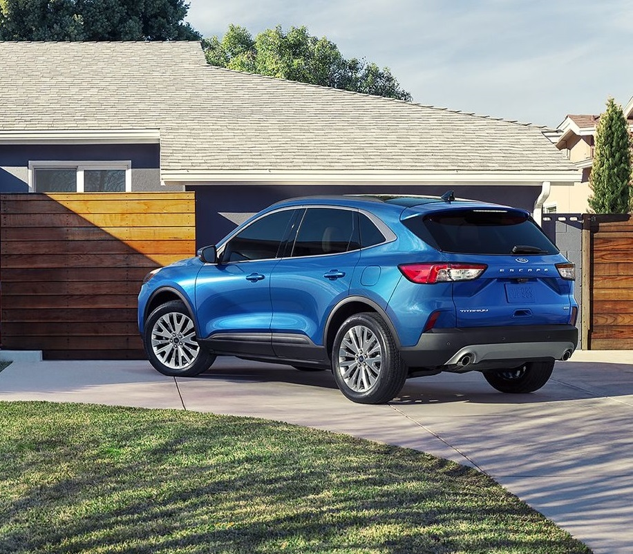 Maquoketa IA - 2020 Ford Escape Overview