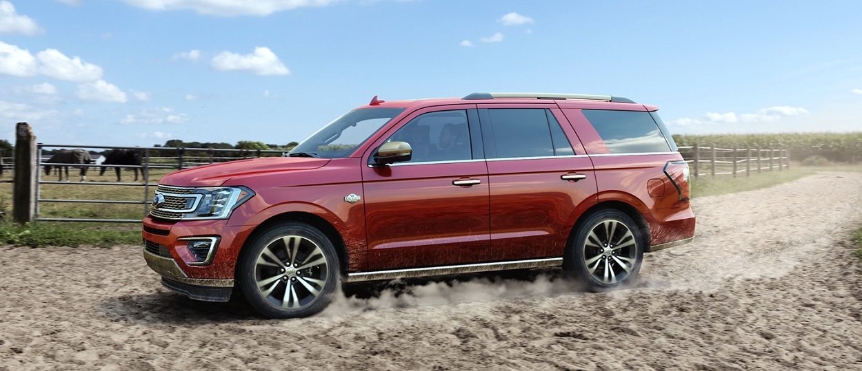 Iowa Review - 2020 Ford Expedition