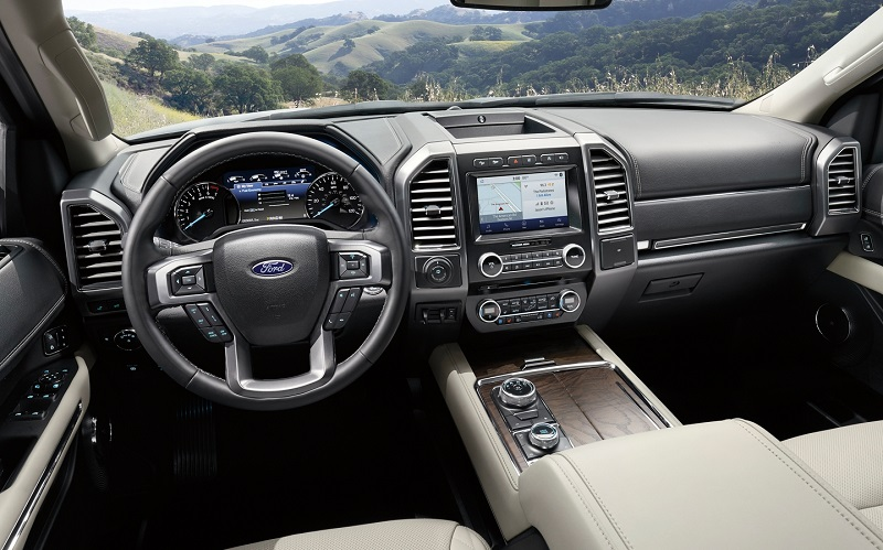 Dubuque IA - 2020 Ford Expedition Interior
