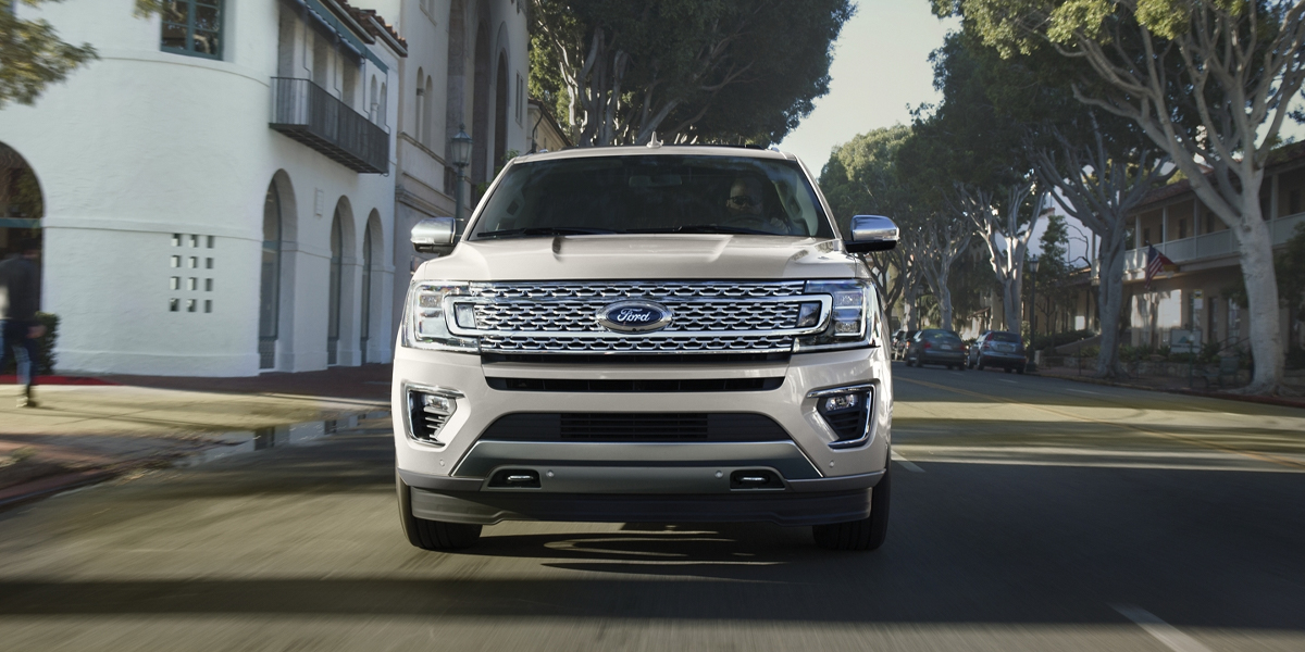 Maquoketa IA - 2020 Ford Expedition Overview
