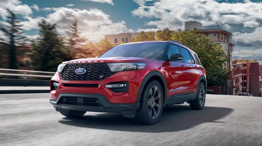 Dubuque IA - 2020 Ford Explorer Overview