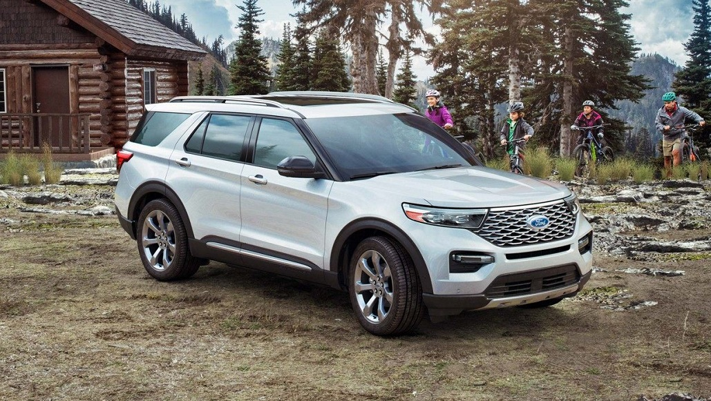 Ford dealership near me Platteville WI - 2020 Ford Explorer
