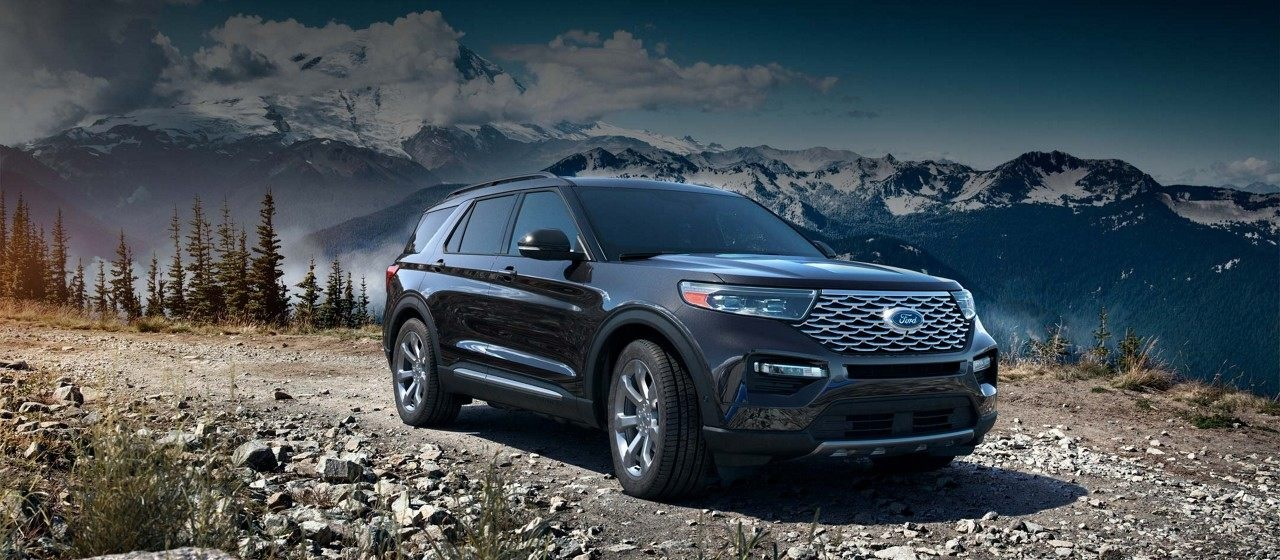 Research 2020 Ford Explorer - Maquoketa Iowa