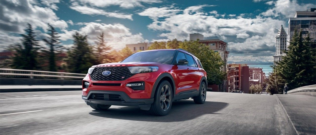 Maquoketa IA - 2020 Ford Explorer Overview