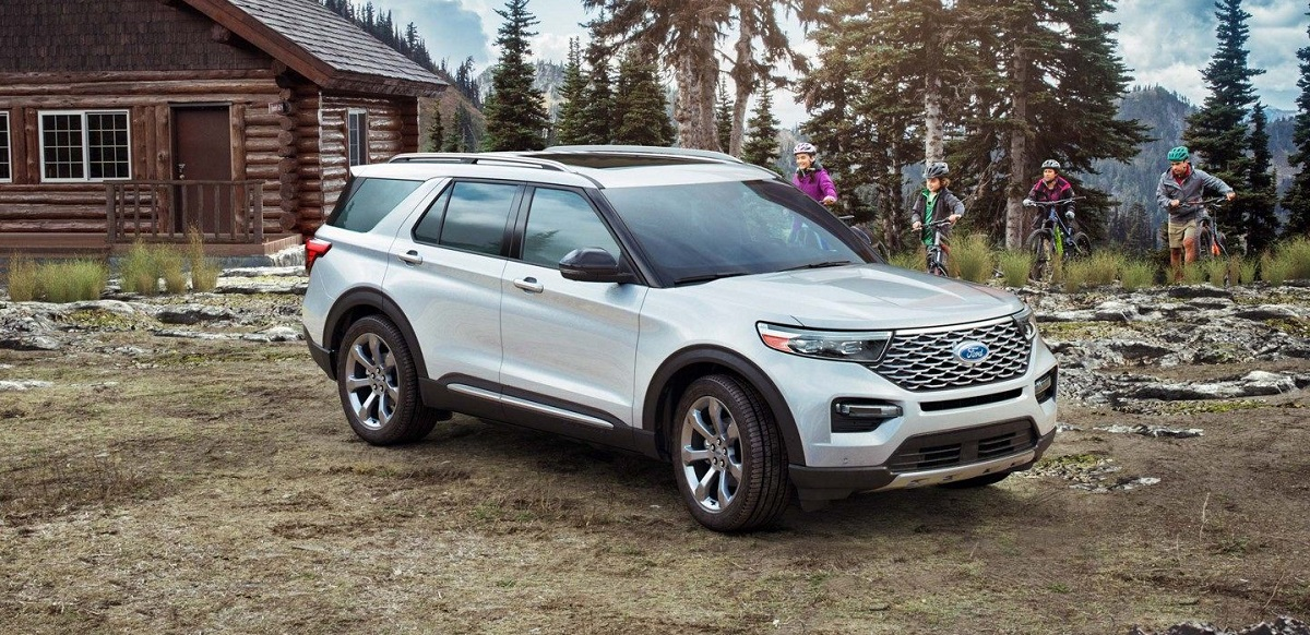 Iowa SUV Review - 2020 Ford Explorer