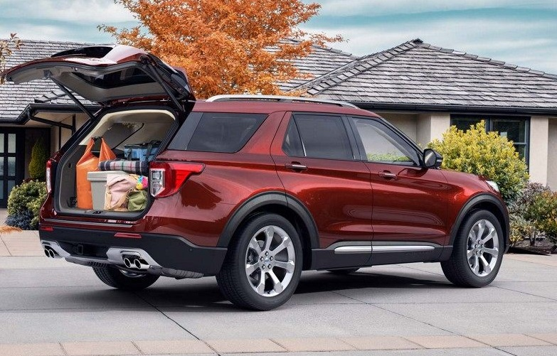 Why Buy from Brad Deery Ford in Maquoketa IA - 2020 Ford Explorer