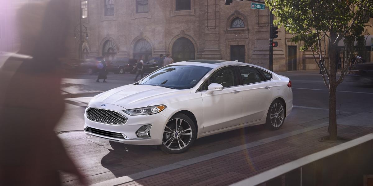 Maquoketa IA - 2020 Ford Fusion