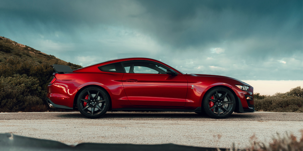 Utah Review 2020 Ford Mustang Shelby Gt500 Westland Ford