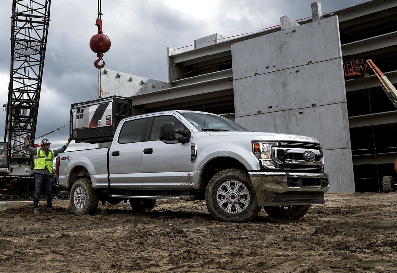 Dubuque IA - 2020 Ford Super Duty Exterior