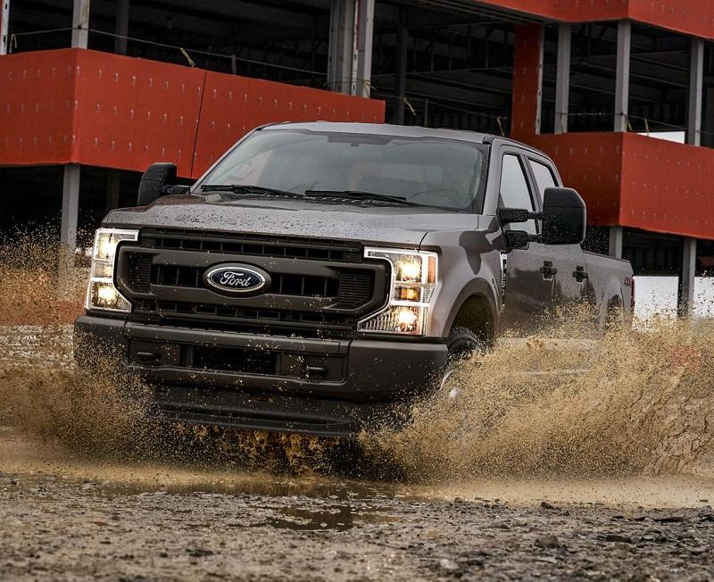 2020 Ford Super Duty Near Denver Co