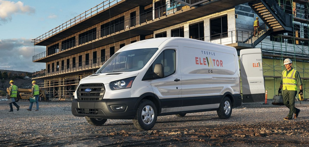 Iowa Review - 2020 Ford Transit | Brad Deery Motors