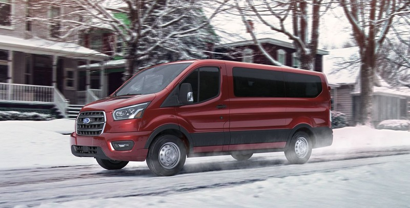 Ford Repair near me Maquoketa IA - 2020 Ford Transit