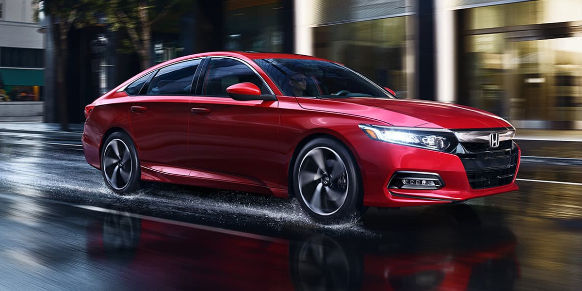 Research trim levels on a 2020 Honda Accord near Milledgeville GA