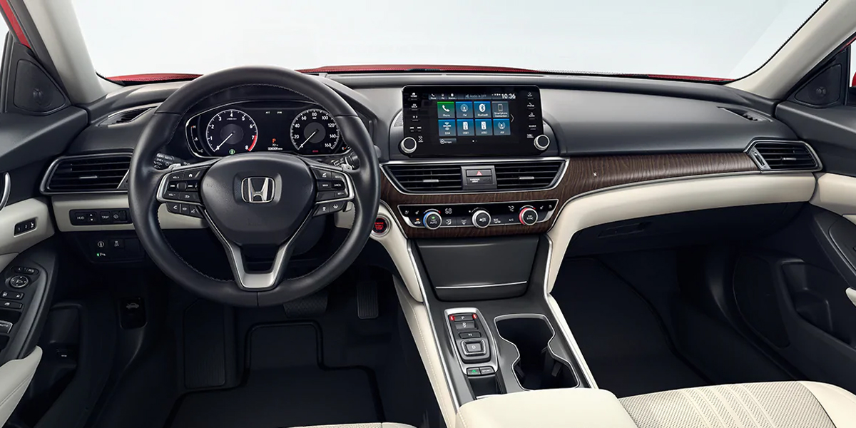 Macon GA - 2020 Honda Accord Interior
