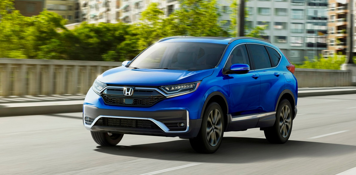 Shop online a 2020 Honda CR-V in Warner Robins GA