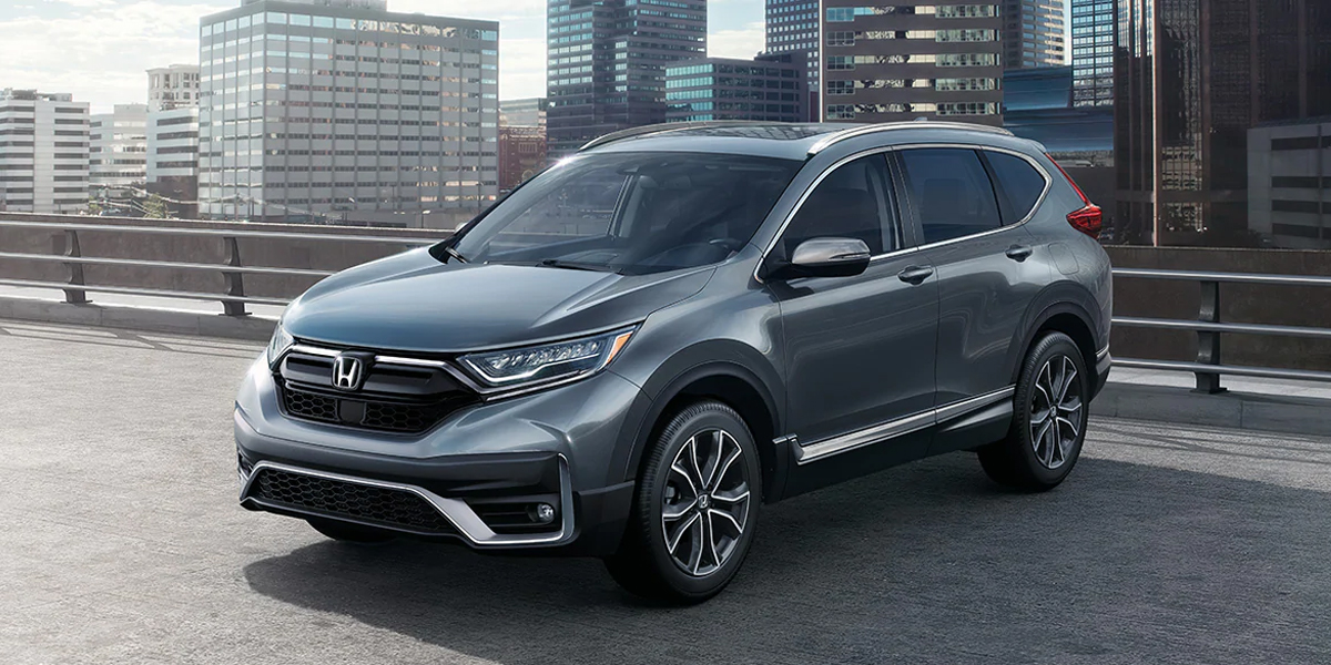 Warner Robins GA - 2020 Honda CR-V Overview