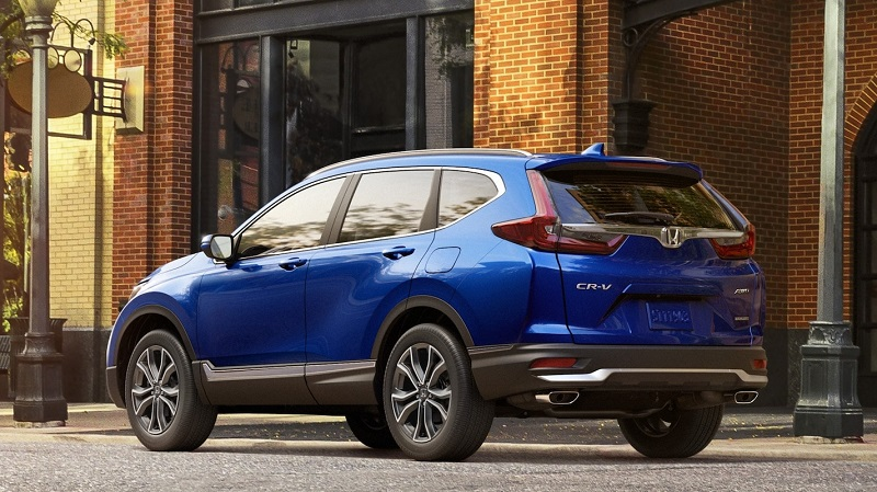 2020 Honda CR-V vs 2020 Toyota RAV4 in West Burlington IA