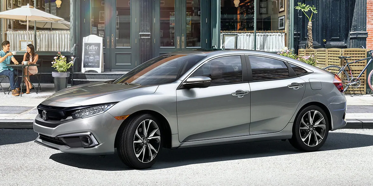 Research 2020 Honda Civic Trim Levels near Aurora CO
