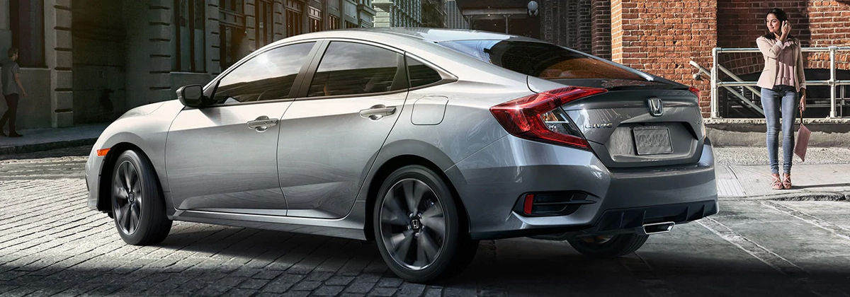 Research 2020 Honda Civic near Macon GA
